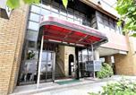 Hôtel Suita - Dai-ni Sunny Stone Hotel-3