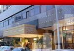 Hôtel Tunis - Diplomat Hotel-3