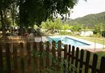 Camping avec Site nature Escaro - Camping La Soleia d'Oix-4