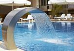 Hôtel Μυτιλήνη - Ayvalik Cinar Hotel-2