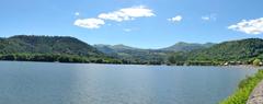 Campings en bord de lac